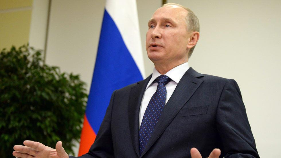 Los presidentes de Rusia y Francia abogan por poner fin al derramamiento de sangre