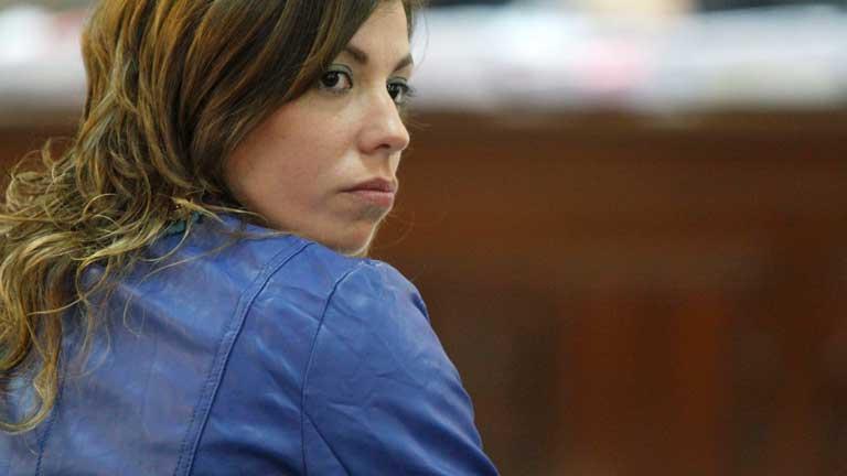Declaraciones de una presunta víctima de Torres Baena