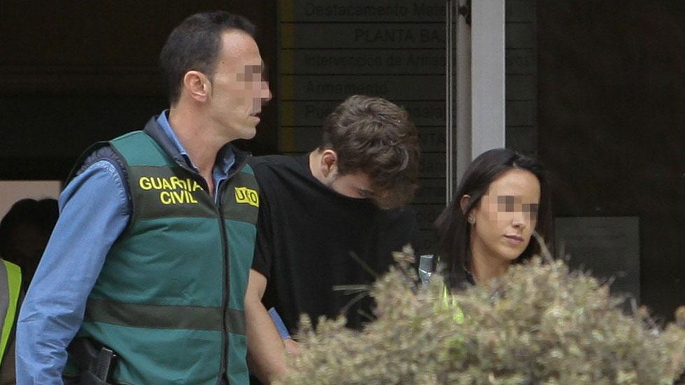 El presunto asesino de Pioz confiesa el cuádruple crimen de sus familiares