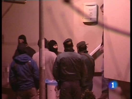 La policía ha detenido en Guipúzcoa a Pedro María Olano por presunta colaboración con ETA