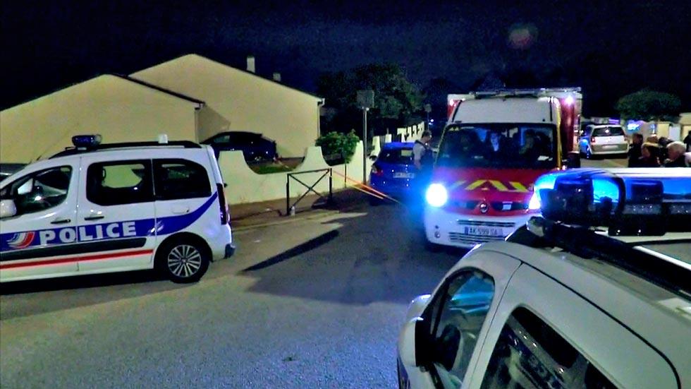 Un presunto yihadista es abatido en Francia tras matar a un agente de policía y a su mujer