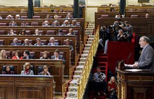 Los presupuestos para el año 2009 han empezado su tramitación parlamentaria