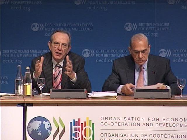 La recuperación económica será desigual en los distintos miembros de la OCDE