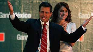 El PRI regresa al porder en México 12 años después de abandonarlo