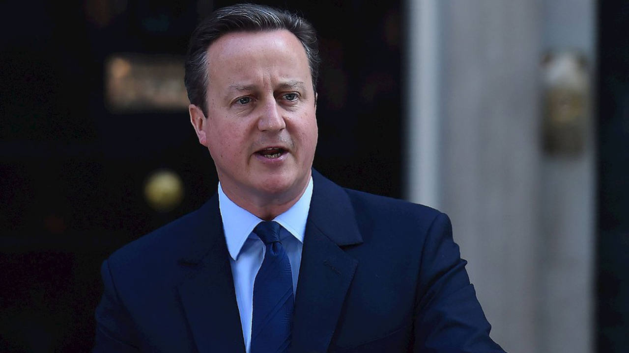 El primer ministro Cameron ha anunciado su dimisión - AFP