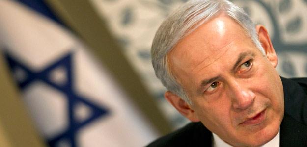 El primer ministro israelí, Benjamín Netanyahu, durante la reunión semanal de su gobierno.