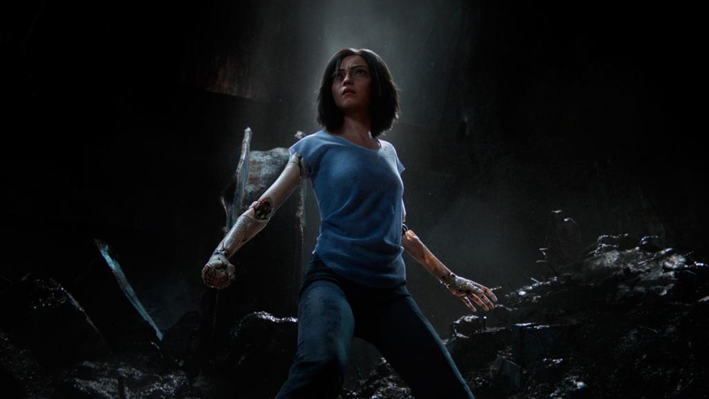 Primer tráiler de 'Alita: Ángel de Combate'