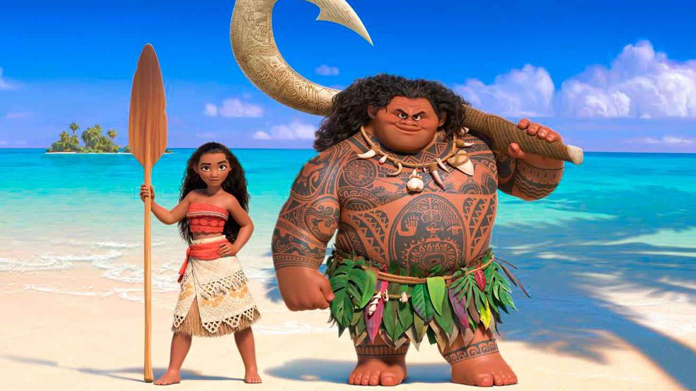 Primer tráiler en español de 'Vaiana', la nueva película de Disney