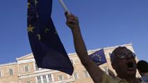 Ir al VideoPrimera huelga de funcionarios en el Gobierno de Tsipras