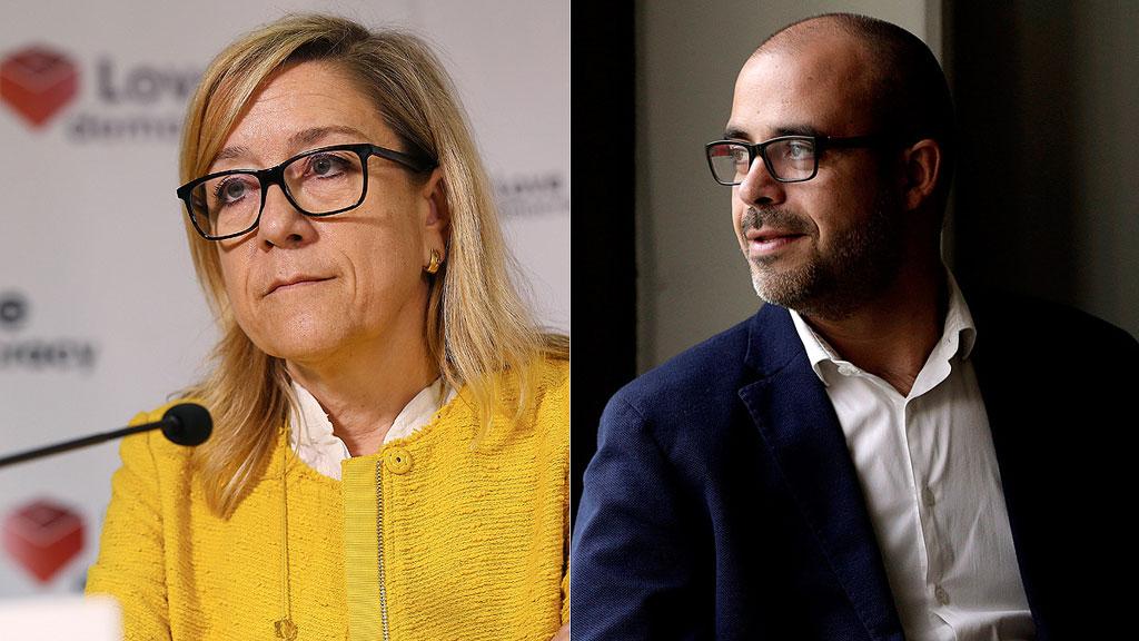 Primera querella contra alcaldes catalanes por promover el referéndum