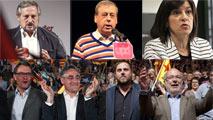 Ir al VideoPrimeras citas electorales de IU, UPyD, PNV, CiU y ERC