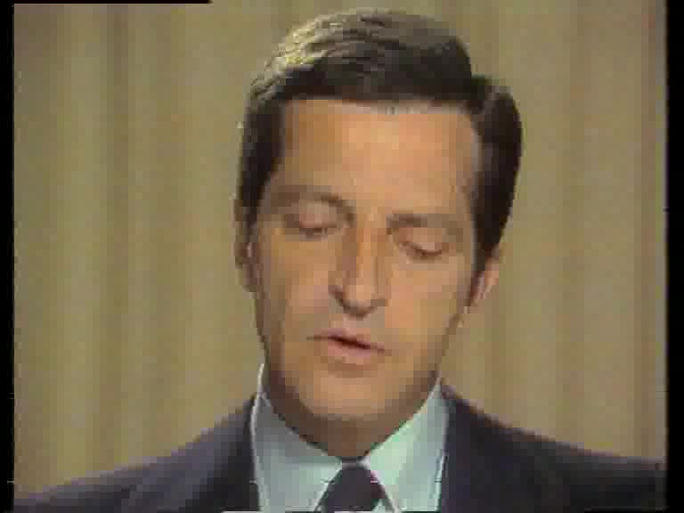 Los primeros mensajes electorales en TV en 1977