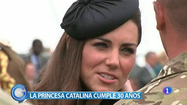 Mas Gente- La Princesa Catalina de Inglaterra cumple 30 años