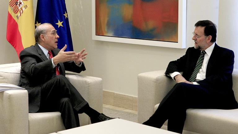Mariano Rajoy insiste en la prioridad de cumplir el nuevo objetivo de déficit del 5,8%