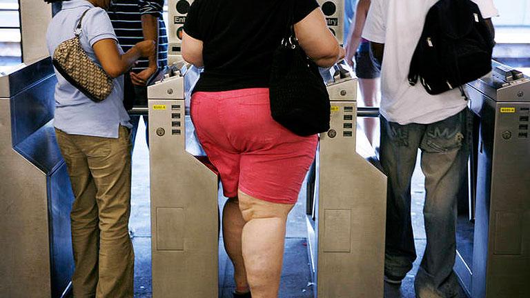 La obesidad, un problema tan grave como el hambre
