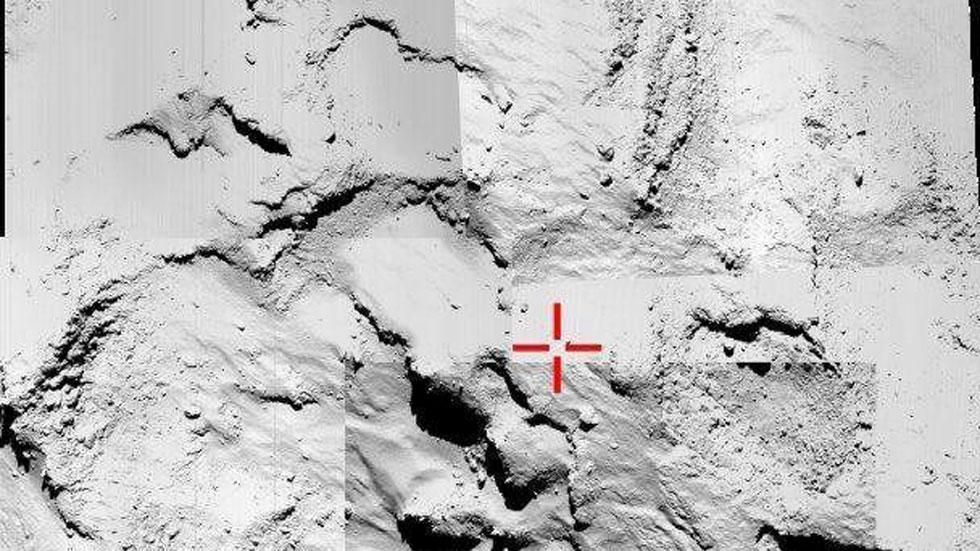 El módulo Philae empieza los experimentos en el cometa con problemas de energía
