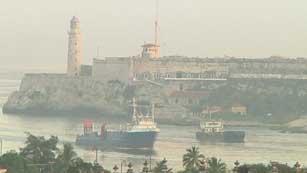 Los exiliados cubanos fletan un barco con productos para sus familiares