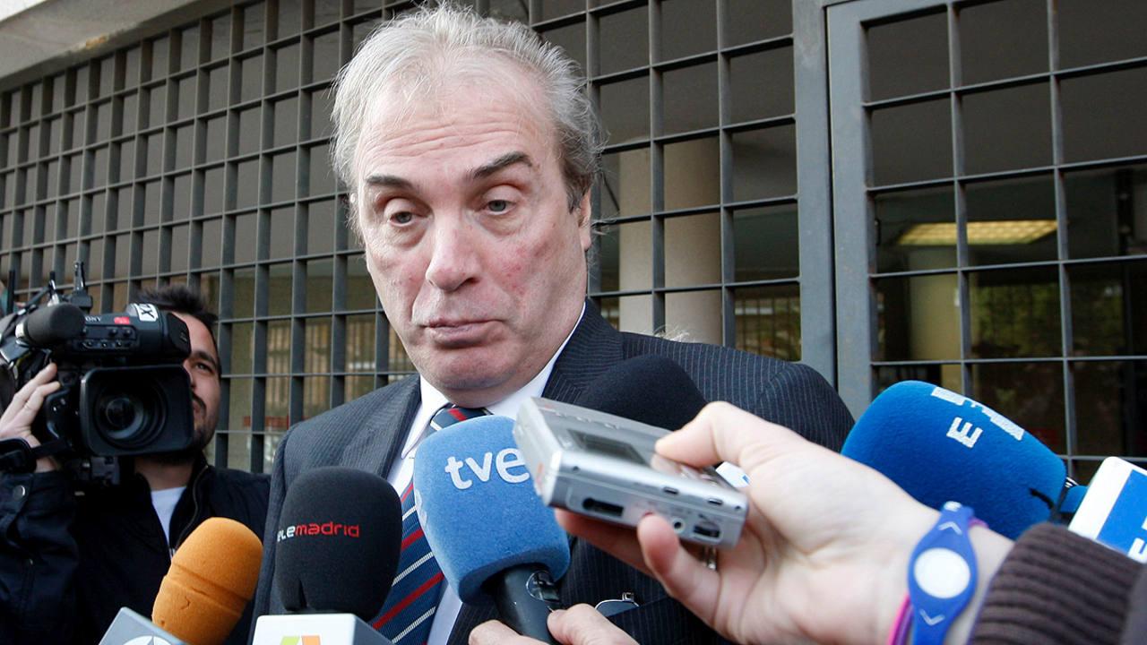 El profesor Jesús Neira en una imagen de 2010