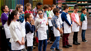 MasterChef Junior - Programa 1 - 23/12/13