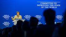 Ir al VideoEl programa de expansión cuantitativa del BCE acapara la atención de los debates en Davos