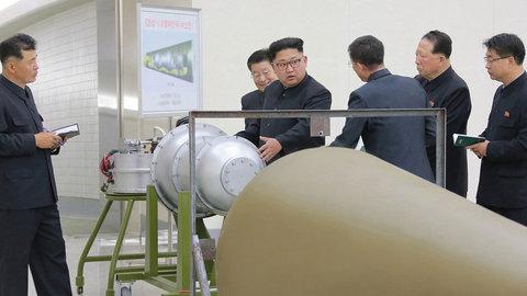 Ir al VideoEl programa nuclear de Corea del Norte avanza con rapidez
