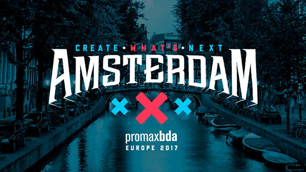Metrópolis - PromaxBDA Amsterdam 2017