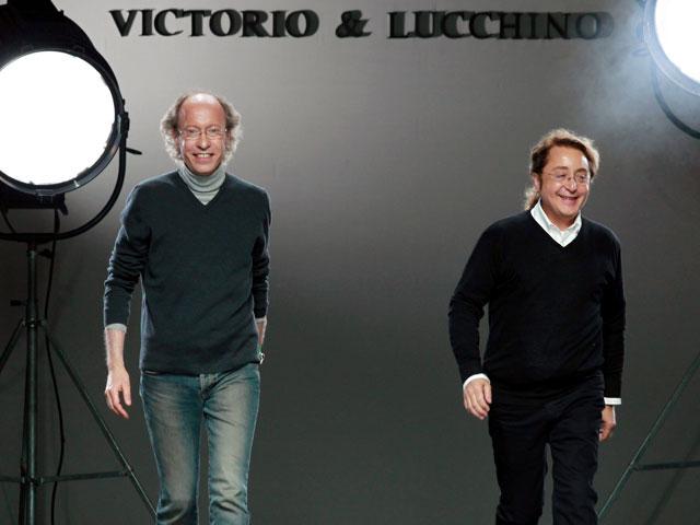 La propuesta de Victorio & Lucchino un binomio de negro y morado