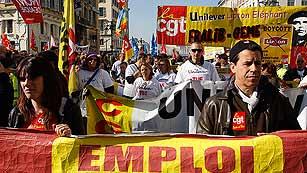 Los sindicatos piden alternativas a la austeridad con una jornada de protestas en toda la UE
