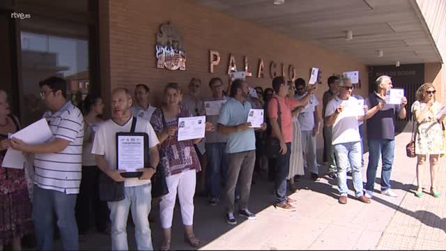 PROTESTAS CLAUSULAS SUELO