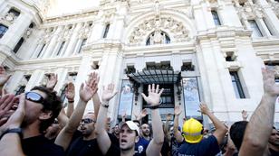 Protestas funcionarios 17-7-2012