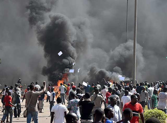 Las protestas han reunido en los últimos días a cientos de miles de ciudadanos.