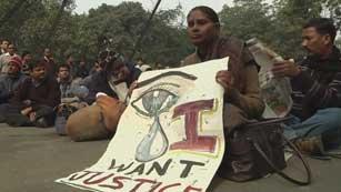 Continúa la huelga de hambre en la India