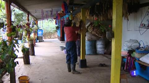 Un proyecto de desarrollo financiado con donaciones de España ha dado acceso al agua a 800 familias de Guatemala