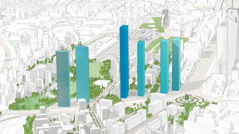 Ir al VideoEl proyecto urbanístico 'Madrid Nuevo Norte' se aprobará a finales de 2018