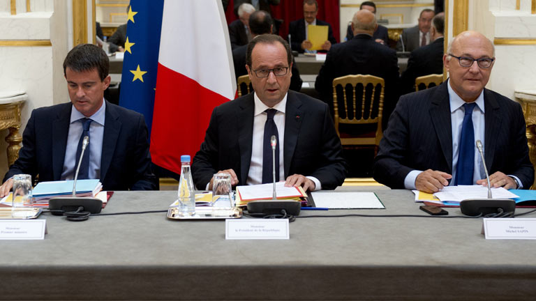 El PSF de Hollande atraviesa una de sus más graves crisis después del cambio de gobierno