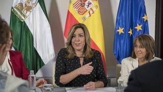 El PSOE andaluz defiende por primera vez la abstención para investir a Rajoy
