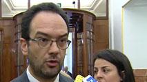 """Ir al VideoEl PSOE culpa a Rajoy de provocar la dimisión de Torres-Dulce con sus """"presiones"""""""
