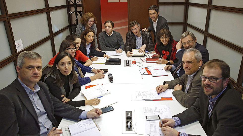 Simancas espera que el sábado se conozca la lista elegida por el PSM a la Comunidad de Madrid