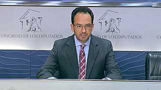 Ver vídeo  'El PSOE dice que los presupuestos son un fracaso del gobierno'