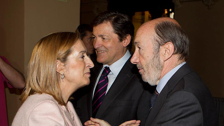 Rubalcaba no ve con buenos ojos la inyección económica a Bankia