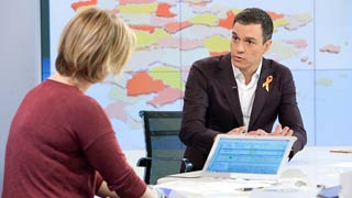 El PSOE pide que gobierne quien tenga más apoyos parlamentarios
