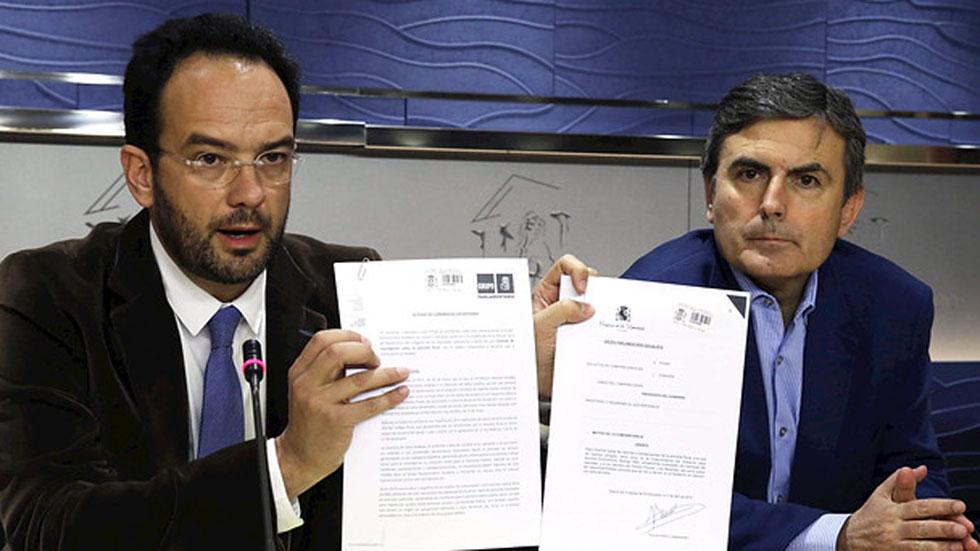 El PSOE pide que el presidente del Gobierno comparezca en el Congreso por responsabilidad política