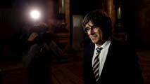 Ir al VideoPuigdemont asume el programa de Mas con el objetivo de alcanzar la independencia de Cataluña