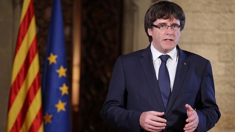 Puigdemont se plantea ir al Senado para presentar alegaciones contra el 155