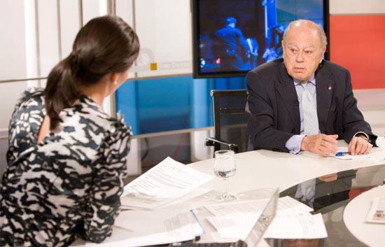 Desayunos - Entrevista a Jordi Pujol