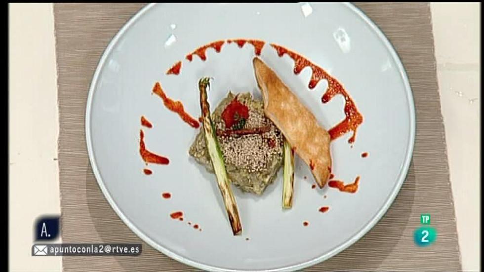A punto con la 2 cocina a punto con sergio fern ndez for La cocina de sergio