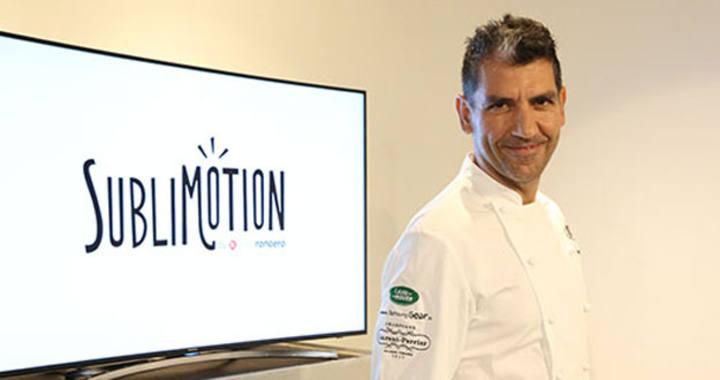 Lo Ltimo De Paco Roncero Cocina Y Realidad Virtual