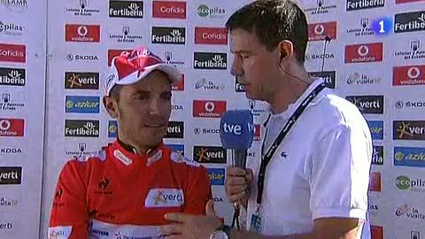 """'Purito': """"No creo que esta Vuelta se pueda ganar por las bonificaciones"""""""