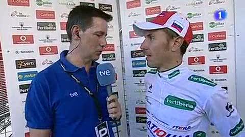 """'Purito': """"Parece que el maillot blanco pesa menos que el rojo"""""""