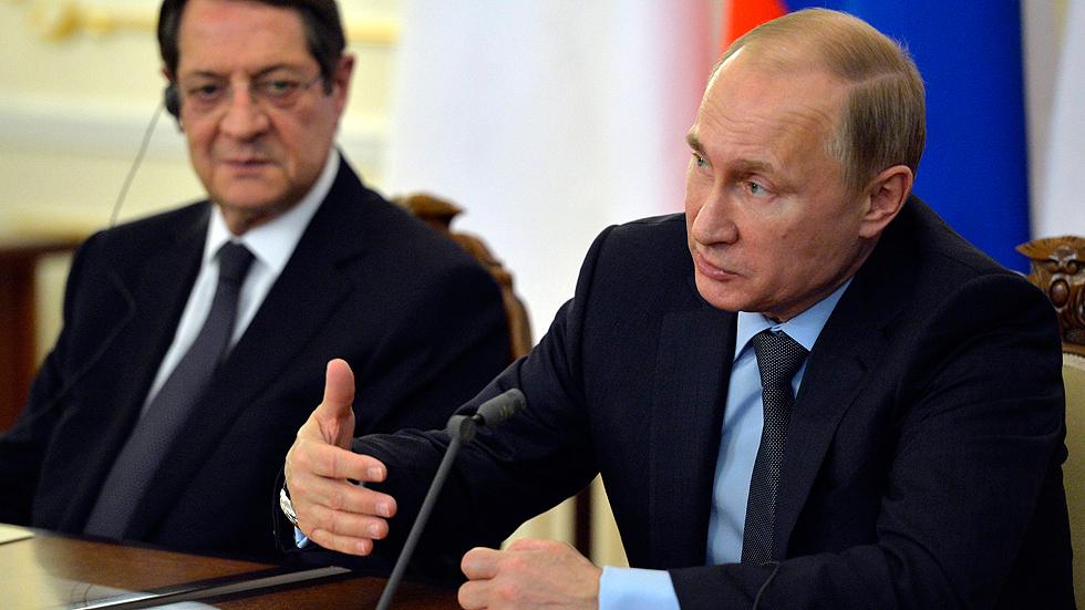 Putin advierte que peligra el suministro de gas ruso a la UE si Ucrania no paga la factura